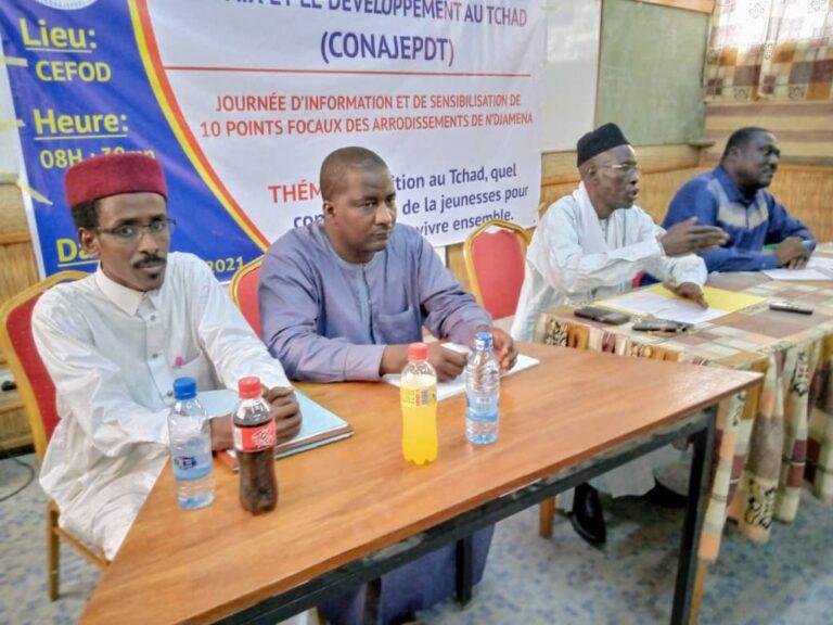 """Tchad : """"Il faut vaincre la patrimonialisation du pouvoir, le repli identitaire pour le mieux vivre-ensemble"""""""