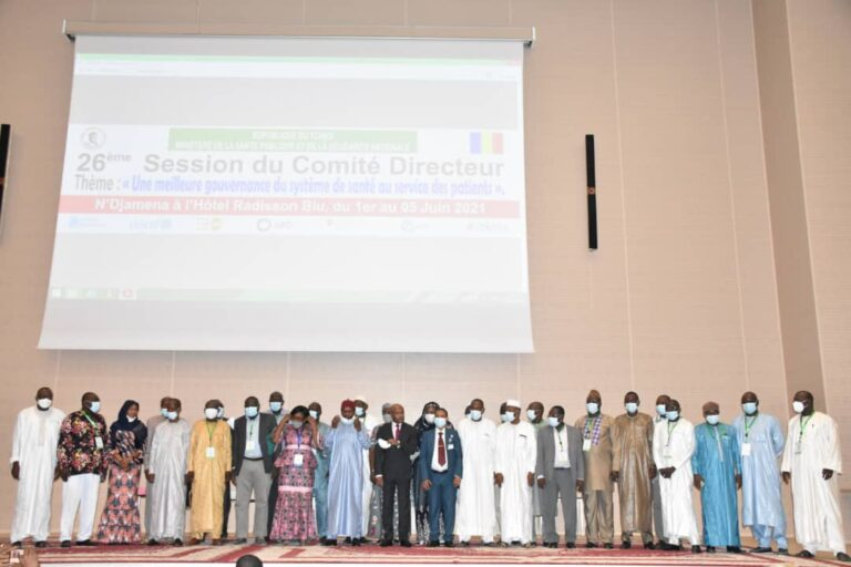 Le gouvernement et ses partenaires s'engagent à améliorer le système de santé et la solidarité nationale au Tchad