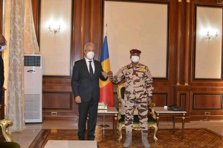 Tchad: l'Allemagne et la RDC soutiennent la transition