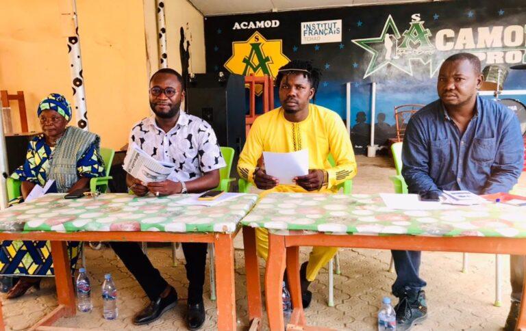 Tchad : l'artiste N2A s'engage dans un combat social en offrant cinq bourses d'études à de jeunes orphelins
