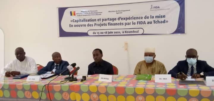 Tchad : le Projet d'amélioration de la résilience des systèmes agricoles  (PARSAT) en atelier de capitalisation de ses acquis