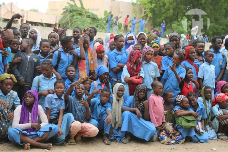 Journée de l'enfant africain : au Tchad, ''le défi est de taille''