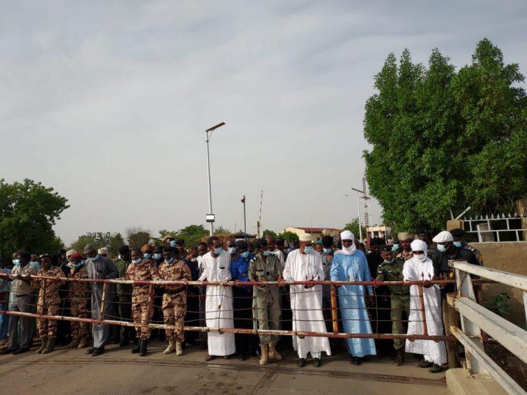 Tchad : le pont de Ngueli faisant frontière avec le Cameroun est officiellement rouvert