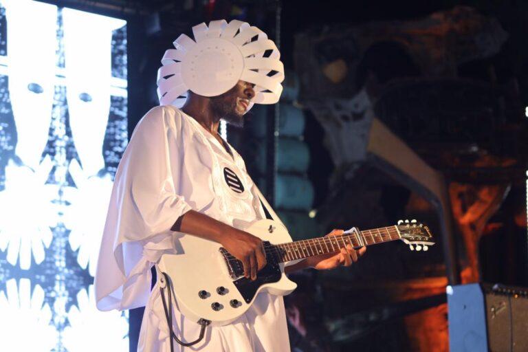 Culture : la démonstration d'Afrotronix lors de son double concert