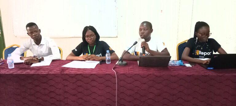 """Tchad: la communauté U-report du collège évangélique échange sur la situation de """"l'enfant placé"""""""