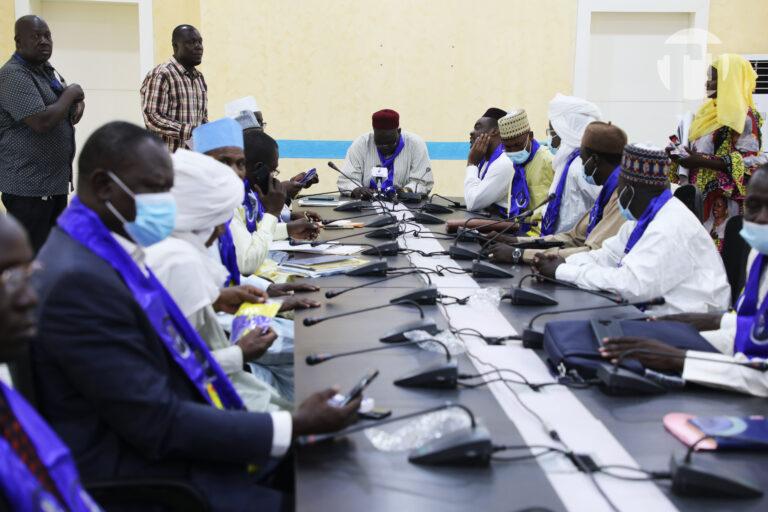 Tchad : les 23 SG provinciaux du MPS justifient leur soutien apporté au congrès
