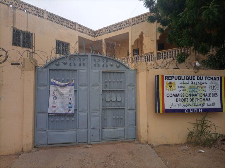 Tchad : rencontre de conciliation sur la crise que traverse   la CNDH à la Présidence