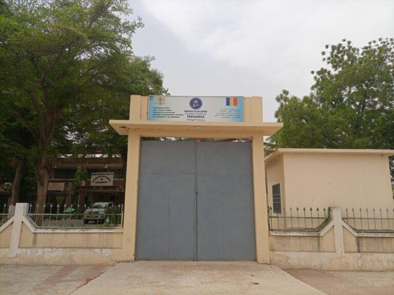 Université de N'Djamena : les étudiants éprouvent des difficultés pour les inscriptions et réinscriptions
