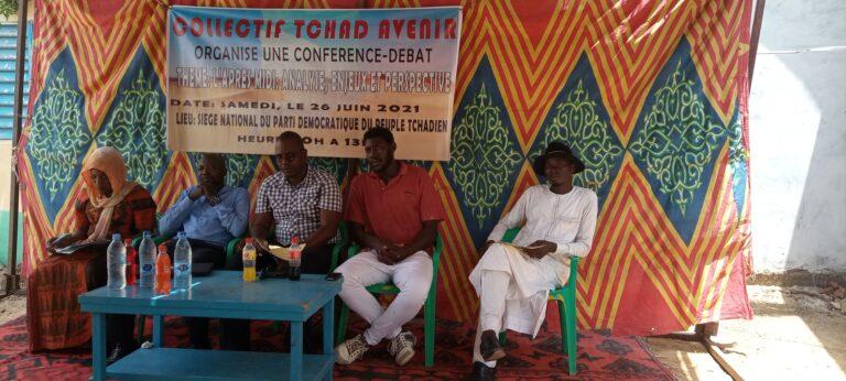 Le Collectif Tchad avenir préoccupé par la gestion de la transition