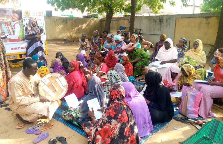 Tchad : le planning familial, la santé sexuelle et le mariage des enfants, au centre d'une campagne de sensibilisation
