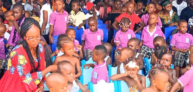 Tchad: les élèves du Complexe Saint Benoît clôturent l'année scolaire 2020-2021