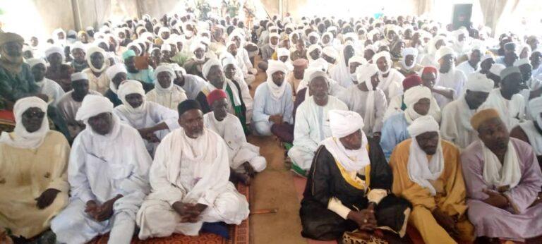 Salamat : 2 communautés sœurs de la sous-préfecture de Mouraye en conflit se sont réconciliées