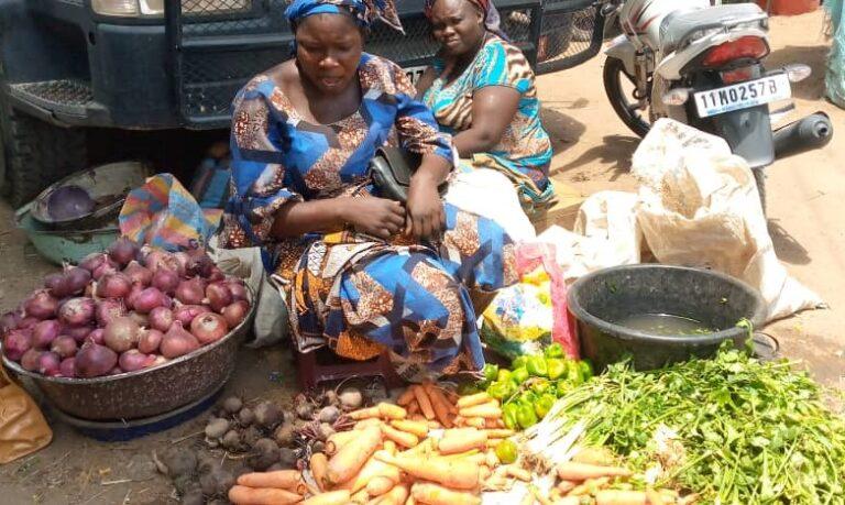 Tchad : la colère des vendeuses des légumes et autres articles déguerpies