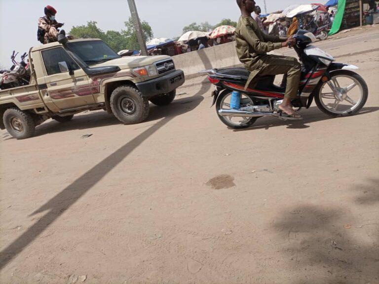 تشاد: حملة ضد المركبات ذات النوافذ المظللة والتي لاتحمل لوحات ترخيص في العاصمة أنجمينا