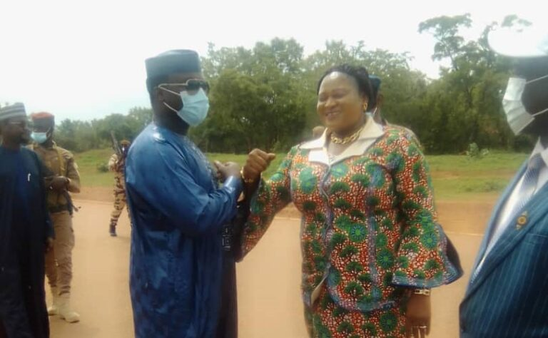 Le ministre Ndonga Christian lance la fête de la jeunesse à Koumra