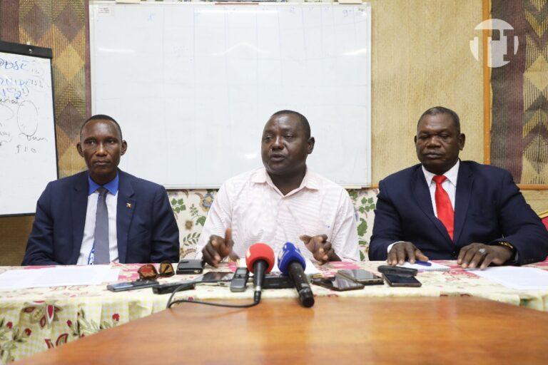 """Tchad : le plan pour la tenue de dialogue proposé par """"Wakit Tama"""" au CMT"""
