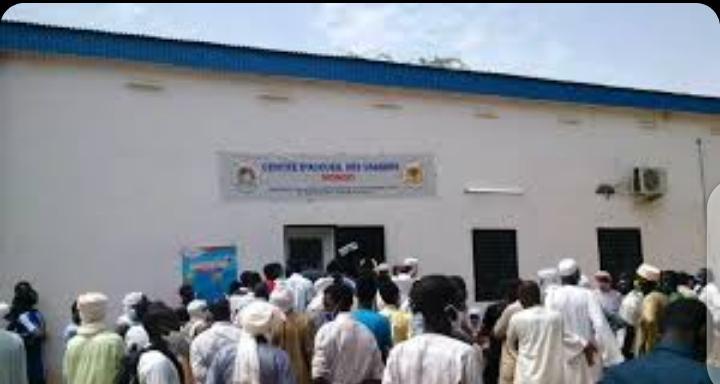 Hadj : les musulmans affluent à l'ANATS de Mongo pour la délivrance des passeports