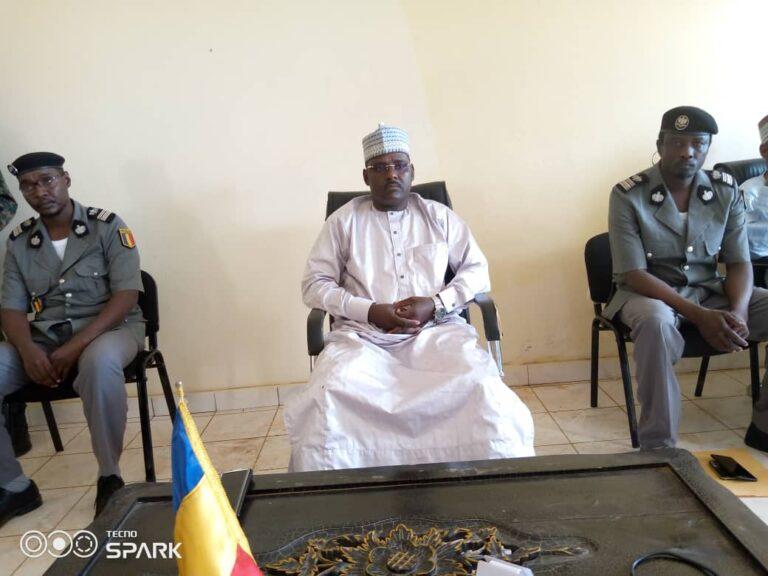 سلامات: مراسم تنصيب المندوب الإقليمي الجديد للشرطة