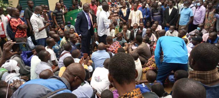 Tchad : pourparlers entre les diplômés sans emploi, le gouvernement et le CNJT
