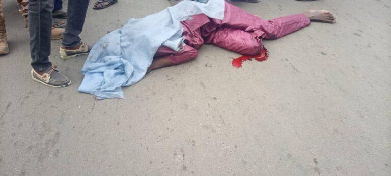 حادث مروري: ينتهي بفقدان شاب لحياته في العاصمة أنجمينا