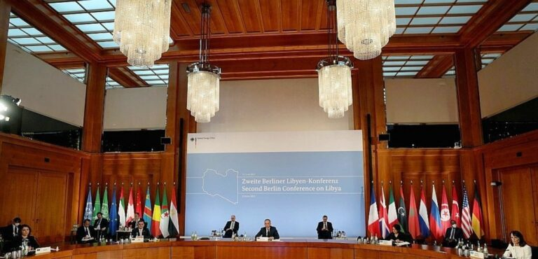 Sommet international sur la Libye à Berlin