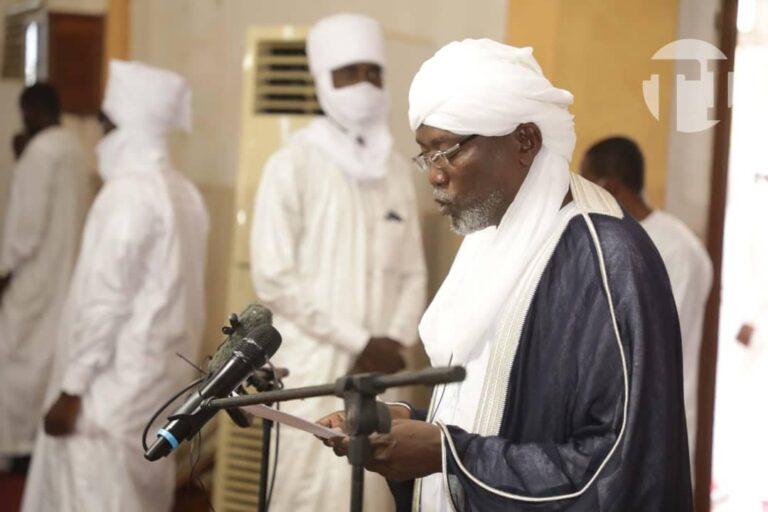 Tchad : « si nous aspirons à une vie de gaieté, de paix et de bonheur, ayons la crainte d'Allah », le moufti Ahmat Annour Mahamat Alhilou