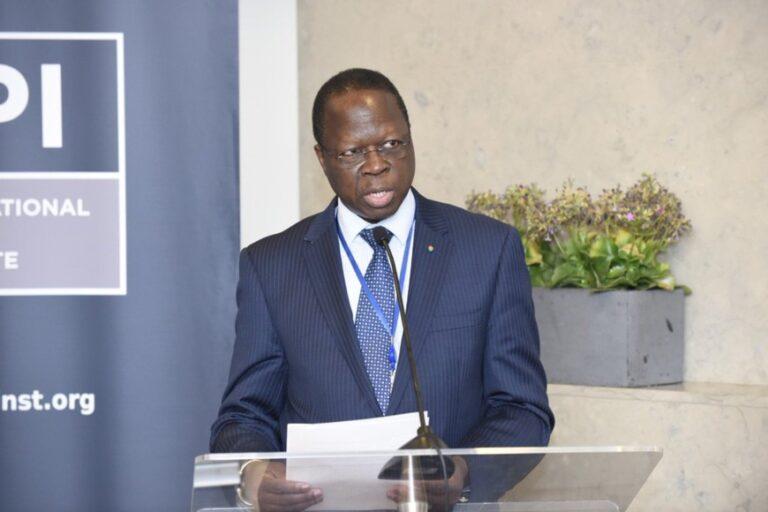 G5 Sahel : le Burkinabé, Tiare Yemdaogo Eric est le nouveau secrétaire exécutif