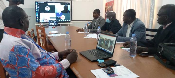 Tchad : l'AUF promeut la culture numérique à travers son projet PRICNAC