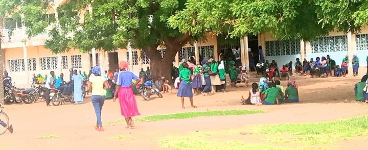 N'Djaména : plus de 34 000 candidats composent le BEF sans incident majeur