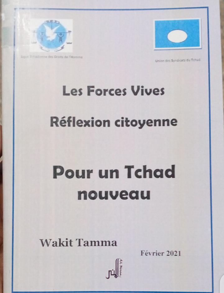 Tchad: voici la quintessence de la brochure de Wakit Tamma