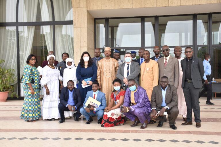 Lancement du comité technique multisectoriel de lutte contre le trafic illicite des migrants et la traite des personnes au Tchad