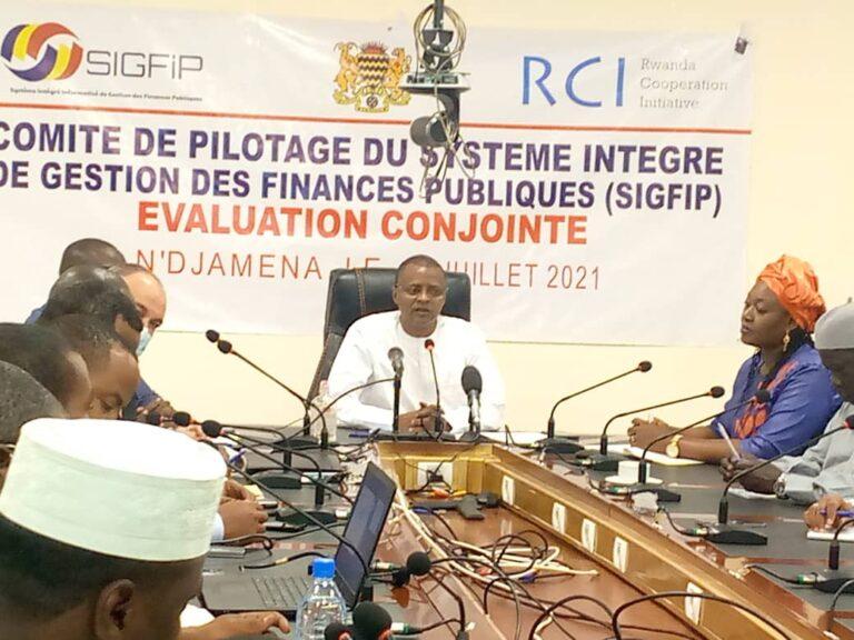 Tchad : « La paie des salaires du mois de juin est basculée intégralement sur le nouveau système SIGFIP » (ministre des Finances)