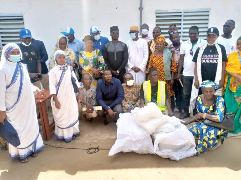 Tchad : 1500 moustiquaires imprégnées destinées aux orphelins et centres de prise en charge des enfants en détresse