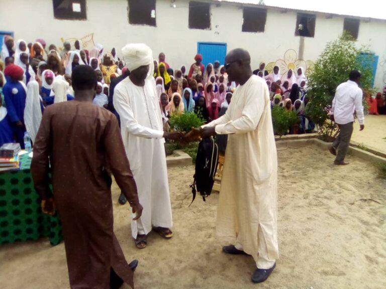 Tchad : le complexe scolaire Dar Al-Saada récompense ses meilleurs élèves à l'occasion de la fête de fin de l'année scolaire 2020-2021