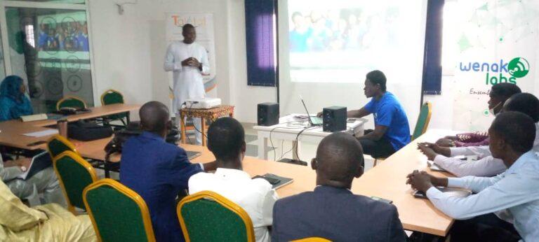 """Tchad: """"Taléta"""", une nouvelle plateforme digitale d'enseignement"""