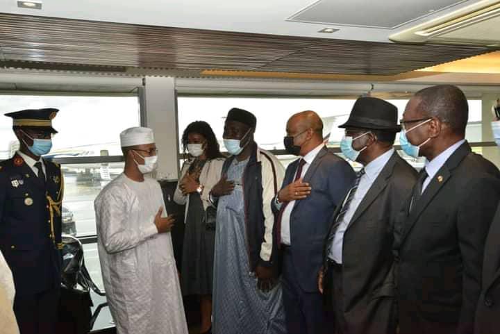 Tchad : le président du CMT est à Paris