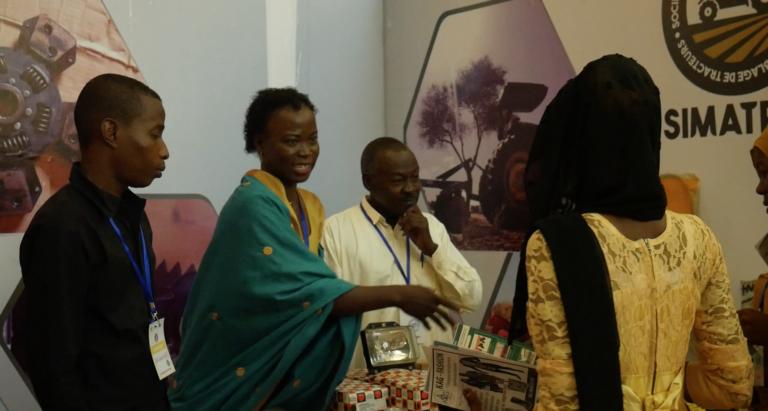 Vidéo  : la Simatrac baisse les prix des matériels agricoles à la foire Souda-Tchad