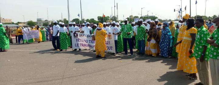 Tchad : l'UST célèbre en différé la fête du travail