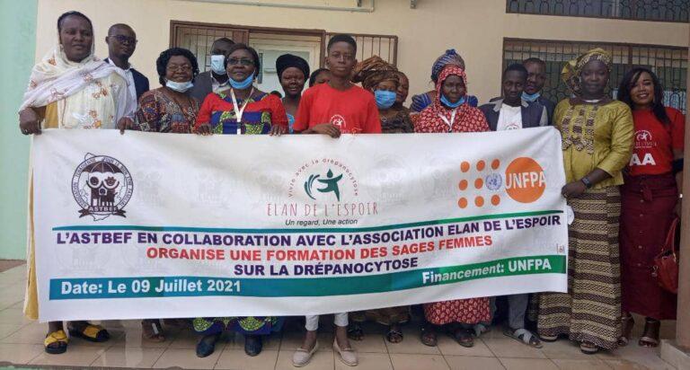 Tchad : l'association Elan de l'espoir forme des sages-femmes sur la prévention de la drépanocytose