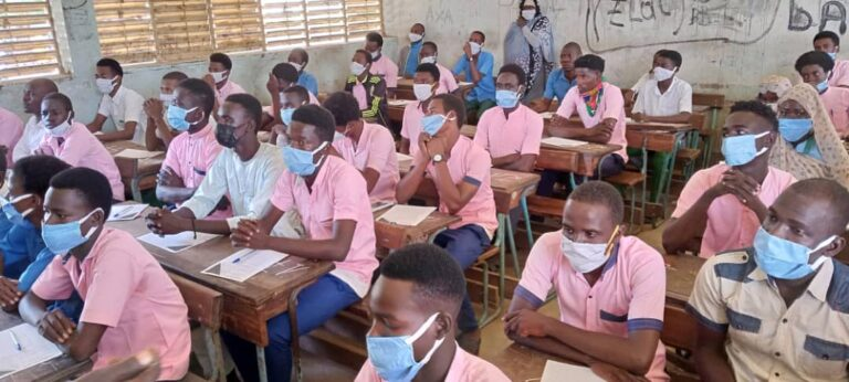 Amtiman : 612 candidats composent le  BEF