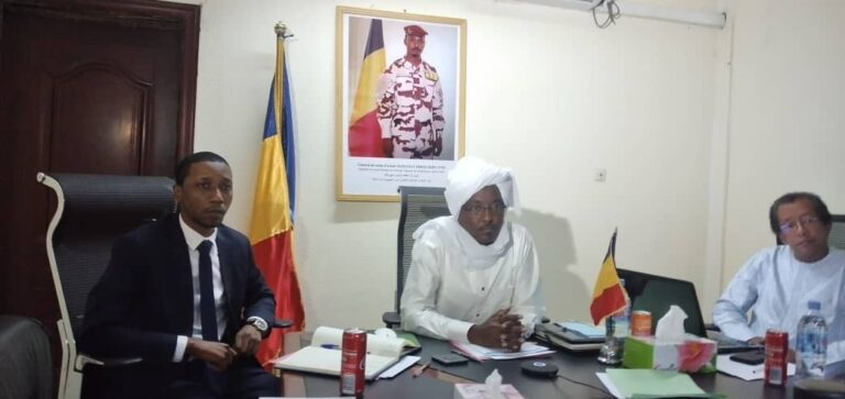 Tchad : le ministre de l'Aviation Haliki Choua a participé par vidéoconférence à la 67éme réunion du Comité des ministres de tutelle de l'ASECNA