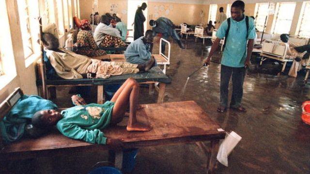 Nigeria : plus de 500 morts de choléra depuis janvier