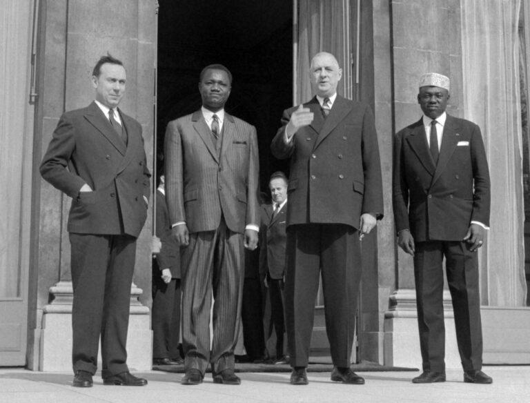Dossier indépendance : le Tchad accompagné dans sa politique étrangère par la France