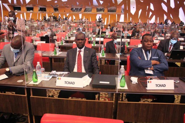Le ministre des Postes participe au 27ème Congrès de l'Union postale universelle à Abidjan