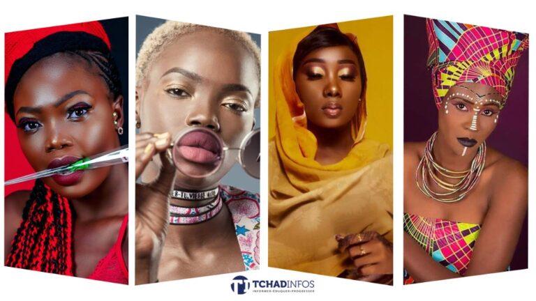 Du Tchad à la conquête des scènes internationales, découvrez l'exploit de ces mannequins