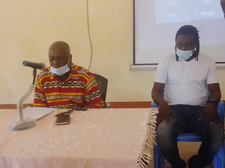 Koumra : l'AARMOC initie un atelier de formation des pairs éducateurs sur les droits humains