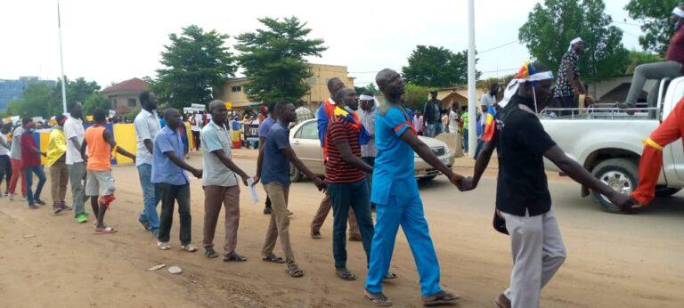 Tchad : voici six choses remarquables pendant la marche de Wakit Tamma