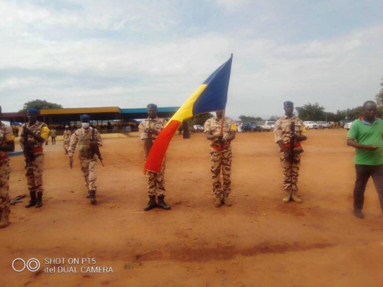 Koumra : commémoration du 61e anniversaire de l'indépendance du Tchad