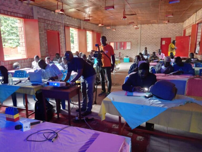 Koumra : évaluation à mi-parcours du PROQEB