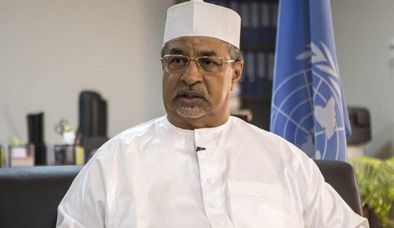 """Conflit frontalier Cameroun-Nigeria : """"les problèmes africains peuvent être résolus en utilisant des solutions africaines par des Africains"""", Mahamat Saleh Annadif"""